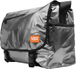 "VAX vax-9001 Messenger 15.6"" - Metallic Grey Netbook Bag"