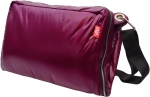 VAX vax-7005 Ramblas messenger saddlebag - Purple Umbrella fabri