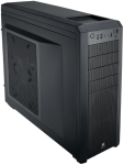 Corsair CC-9011012-WW carbide series 500R Black PC Chassis