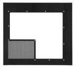 Lian-li W-65P Black windowed side panel with VGA vent
