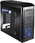 Lian-Li pc-P50WB Black midi tower with windowed side panel