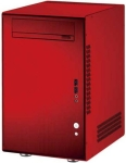 Lian-Li pc-Q11 Red mini-itx chassis