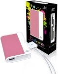 VAntec Culor'e UGT-CR100-PK Pink external 66-in-1 USB card