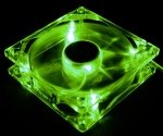 Zalman ZM-F3GL 120mm Green Led case fan