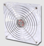 Lian-li CF-1412A/ 1409A 140mm fan with blue led