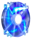 Coolermaster megaflow led fan , R4-LUS-07AB-GP case fan