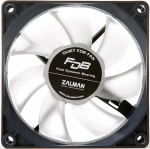 Zalman ZM-F1 Fdb - 80mm quiet case fan