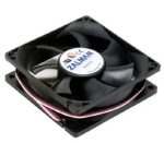Zalman ZM-F1 Plus - 80mm quiet fan