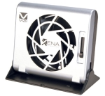 ViZO Xena Desktop Fan - external , usb-powered