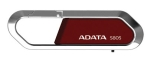 Adata nobility series sport S805 Silver & Red 8Gb flash driv