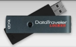 Kingston DTL/4GB Datatraveler Locker , 4Gb flash drive