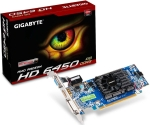 Gigabyte ATI Radeon HD6450 1GB GDDR3 Graphics Card
