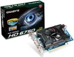Gigabyte ATI Radeon HD6750 1GB GDDR5 128-Bit Graphics Card