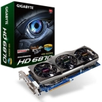 Gigabyte ATI Radeon HD6870- 1GB GDDR5 PCI-E 2.0 graphics card