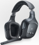 Logitech 981-000280 F540 Wireless surround gaming headset with m