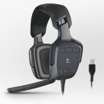 Logitech Headphone Series - G35 Surround Gaming Headset - 7.1 Su