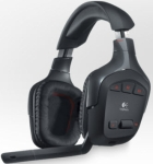 Logitech 981-000258 G930 Wireless surround gaming headset with m