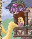 Tangled (Disney Tangled) (Little Golden Book)