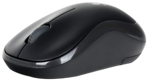Logitech Wireless Mouse - M175 (Black) with plug and play nano r