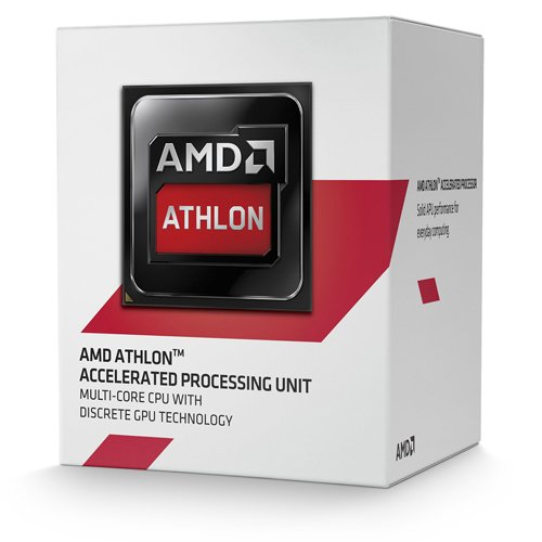 AMD ATHLON 5350 2.0GHZ 4C SKT AM1