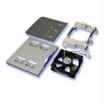Intel Pilot Point 3 or 4. Bracket Mounting Kit for 6 drive hot s