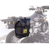 Wolfman Expedition Dry Saddle Bags Black