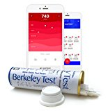 Patented Nitric Oxide Test Strips: Berkeley Test Nitric Oxide Test Strips Used Worldwide by Olympians and Elite Athletes. (50)