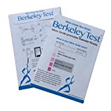 Patented Nitric Oxide Test Strips (10 Test Strips): Berkeley Test Nitric Oxide Test Strips Used Worldwide by Olympians and Elite Athletes.