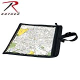 Rothco Map & Document Case, Black