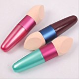 Cosmetic Brushes Liquid Cream Foundation Concealer Sponge Lollipop Brush Women by Unbranded