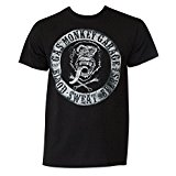 Gas Monkey Blood, Sweat And Beers Tee Shirt Large Black