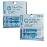 CicaSolution TheraGlide LipBalm 2 Pack