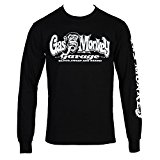 Gas Monkey Garage Blood Sweat & Beers Longsleeve T-shirt w/ Sleeve Print