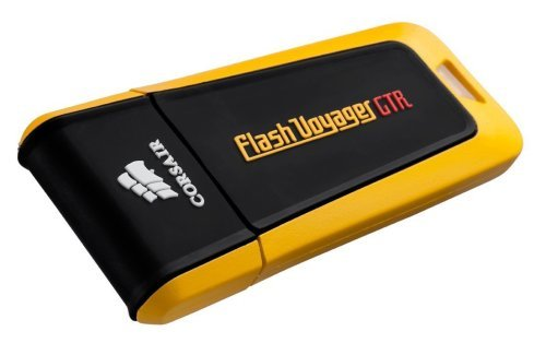 CORSAIR Flash Voyager GTR USB 2.0 Flash Drive 128
