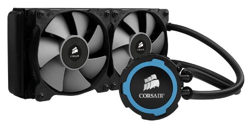 CORSAIR HYDRO H105 CLOSED LOOP CPU COOLER