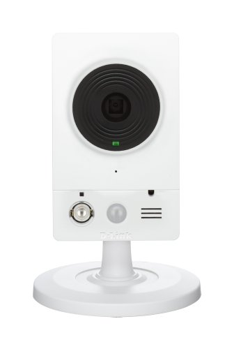 DLINK WIRELESS N CUBE HD NETWORK CAMERA