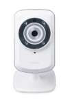 D-Link 802.11n Home Network Camera, D-ViewCam, Motion Detection,