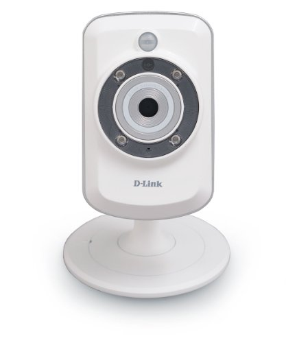 D-Link 802.11n Home Network Camera, D-ViewCam, Motion Detection, 1.0 Lux Cmos Sensor, MyDLink Wireless N  Day and Nite Network Camera