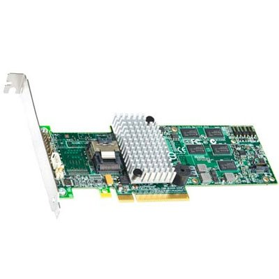 Intel BIG LAUREL RS2BL040 4CHANNEL 6G SAS RAID 512MB