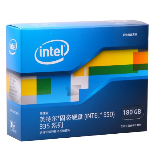 INTEL SSD 335 SERIES 180GB SATA3 9.5MM RESELLER