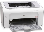 HP CE651A laserjet Printer P1102 beige