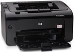 HP CE657A black laserjet printer P1102W wireless network ready