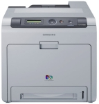 Samsung CLP-670ND- Colour Laser Printer, 10/100 Network ready +