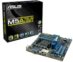 Asus M5A78L-M/Usb3 all-in-one AM3/ AM3+ Motherboard