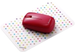 Choiix C-WM02-RR Cruiser Red wireless Mouse