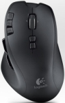 Logitech 910-001759 G700 wired or wireless gaming mouse for MMOR