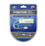 VAntec cb-TAU03H ezSHARE Pro , USB2.0 Data Link Cable for PC-to-