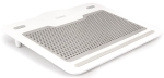 Zalman zm-NC1500 Mini Notebook Cooler, White, for upto 12""