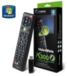 Compro K300 remote control for MCE ( Media Center Edition ) , bl