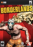Microsoft 2K Games BorderLands PC game